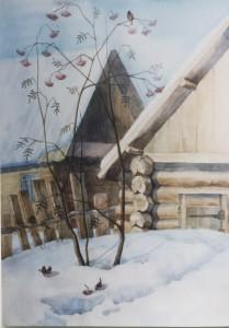 Chuvashov-watercolour-landscape