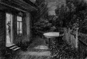 Chuvashov-landscape-drawing
