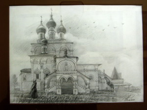 Chuvashov-drawing-landscape