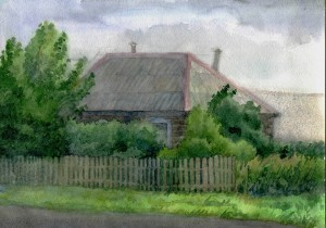 Chuvashov-watercolour-landscape