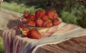 Chuvashov-watercolour-berrie-piece