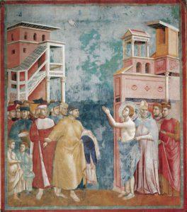 Джотто. Сцены из жизни святого Франциска