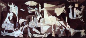 П. Пикассо. Герника